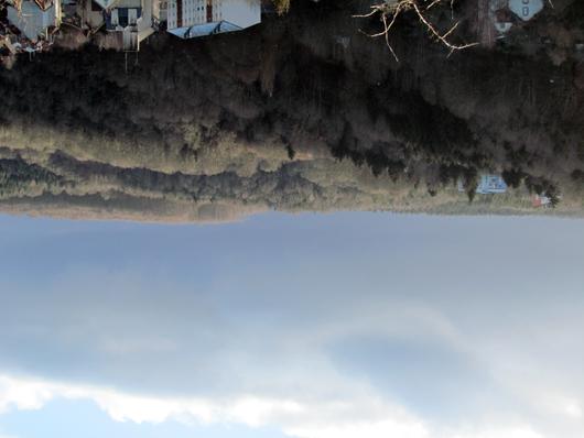 Le ciel au-dessus d'Aubusson