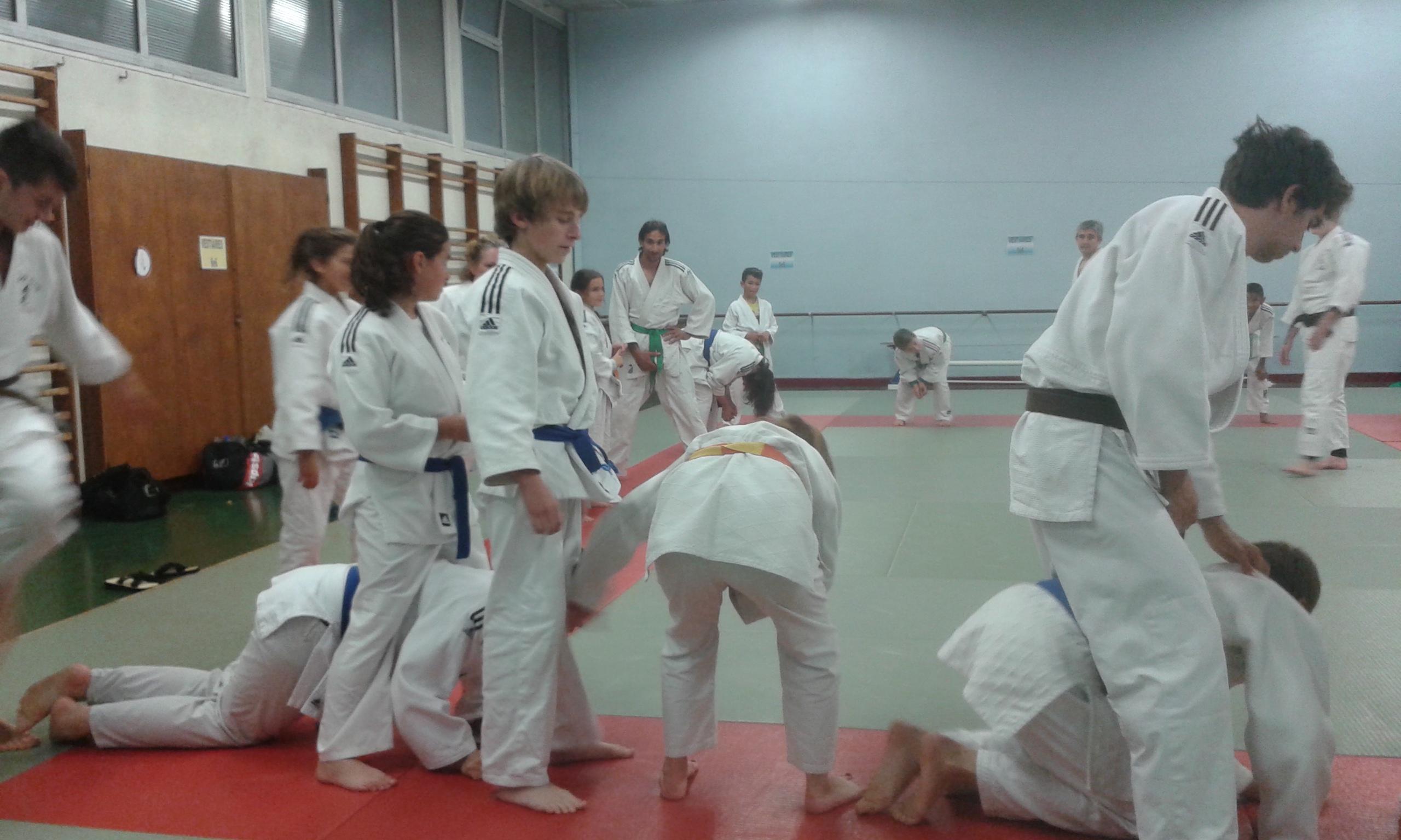 club judo wattrelos