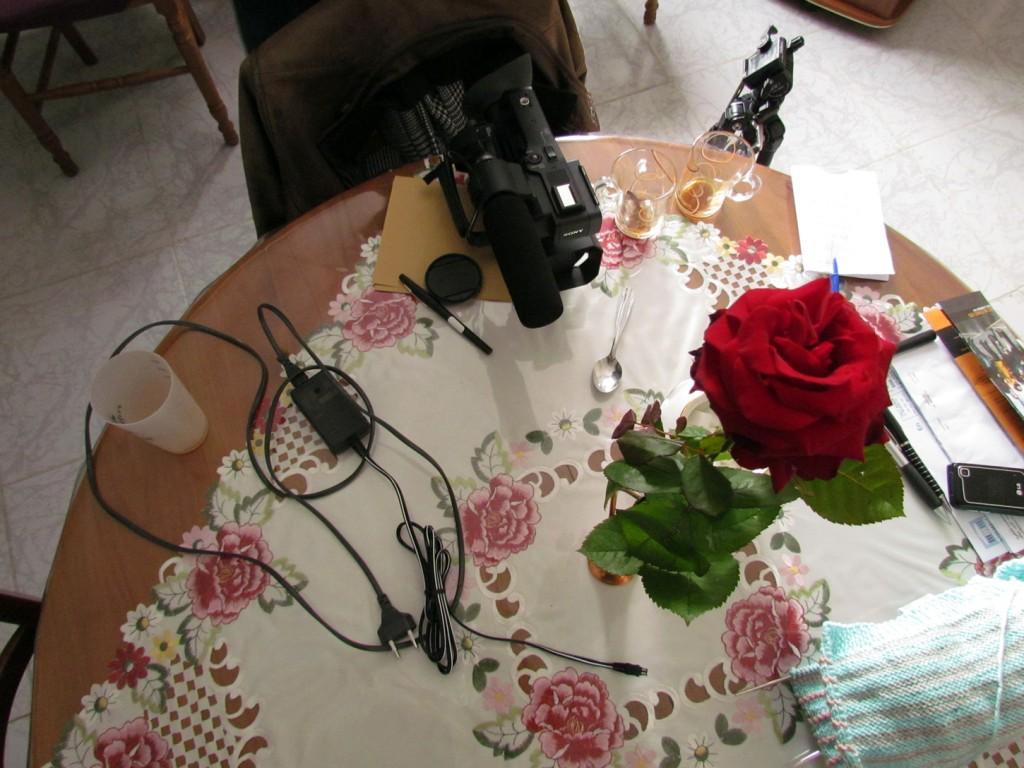 petite table de madame serjac
