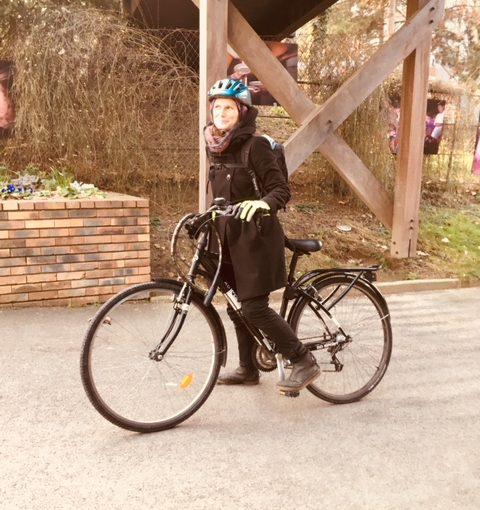 Fin de journée: Métro/vélo/boulot/dodo