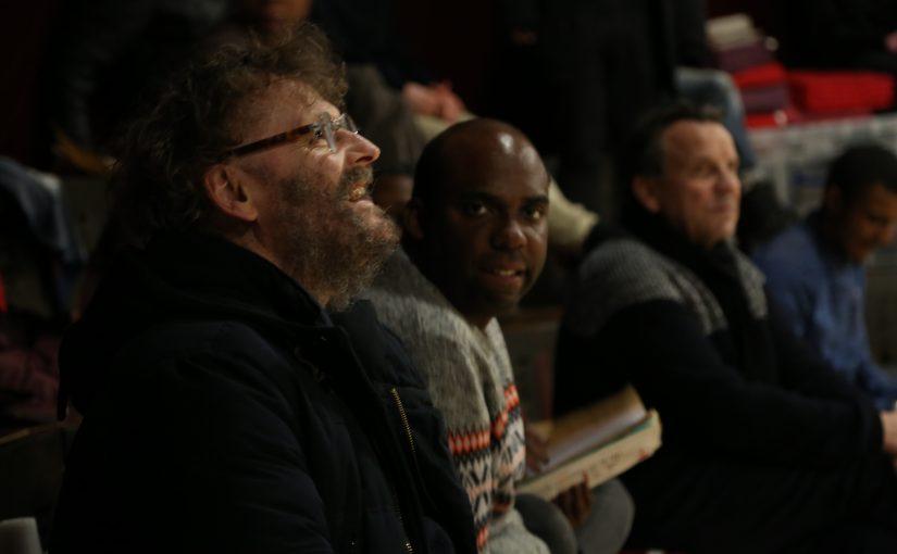 Didier et Olivier / photo Bénédicte